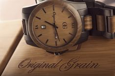 Sure, beauty is in the eye of the beholder. But I've had an Original Grain watch for the last week or so and I have to say, it's one of…