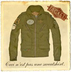 I-BALB 28: outwear jacket no sweatshirt