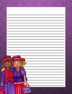 Red Hat Purple Stationery Lined Red Hat Club, Jenny Joseph, Red Hat Ladies, Red Hat Society, Lady In Waiting, Hat Crafts, Meeting New Friends, Pink Hat, Time To Celebrate
