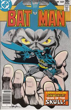 Batman 1940 289  July 1977 Issue  DC Comics  Grade by ViewObscura, $25.00