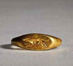 DOMVS ROMANA: Adornatus, joyas y símbolos del hombre romano