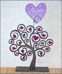 Souvenir Arbol De La Vida 15 Cumple Foto X 10 Unidades - $ 260,00 Tree Of Life, Paper Cutting, Ideas Para, Mandala, Projects To Try, Creative, Floral, Happy, Cards