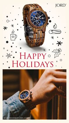 Conway Kosso & Midnight Blue - Chronograph Wooden Watch by JORD Amazing Watches, Mens Gear, New Bands, Wooden Watch, Well Dressed Men, Fashion Quotes, Swagg, Midnight Blue, Gq