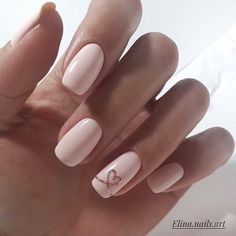 Heart Nail Designs Pictures pink heart nail design the joy of j fashion new york city Heart Nail Designs. Here is Heart Nail Designs Pictures for you. Heart Nail Designs we heart nail art inspired v day manicures momtrends. Heart Nail D. Trendy Nails, Cute Nails, Cute Simple Nails, Ongles Beiges, Hair And Nails, My Nails, Fall Nails, Holiday Nails, Heart Nail Designs