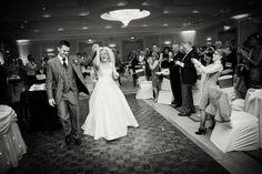 Jennifer & Ronan's Gorgeously Sunny Druids Glen Wicklow Wedding — Weddings By Kara Church Wedding, Kara, Sunnies, Real Weddings, Couples, Wedding Dresses, Beautiful, Fashion, Bride Dresses