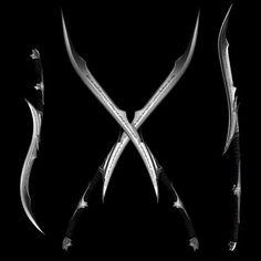 Elven Blades