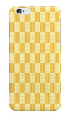 'Butter square cookies' iPhone Case by ellenyang