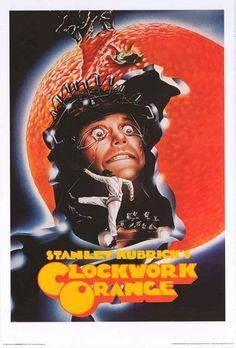 A fantastic poster from the classic dystopian movie by Stanley Kubrick - A Clockwork Orange! Published 2016. Fully licensed. Ships fast. 24x36 inches. Don't be a Droog! Check out the rest of our aweso