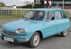 Citroen Ami  in UK PWR P |