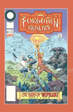 Preview: Dungeons & Dragons: Forgotten Realms Classics Omnibus TPB, vol. #1, Page 4 of 11 - Comic Book Resources