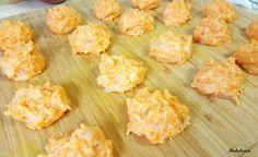 Croquetas de calabaza y queso parmesano   Cocina