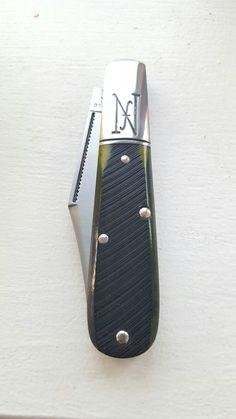 #77 SFO Northfield Un-X-Ld Barlow, with green sawcut bone.