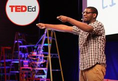 At TEDYouth 2011, performance artist Carvens Lissaint shows how to use language, metaphor and imagery to express a powerful idea -- as in this spoken-word performance, a stirring plea to make college education more accessible.