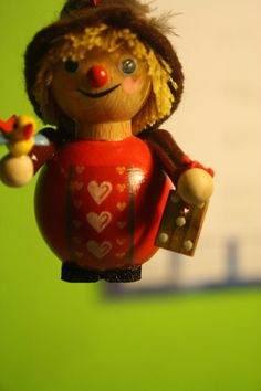 German Christmas ornament! :) LOVE IT!
