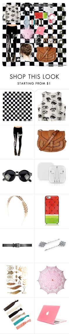 """""""*Cool Teens*"""" by ghinalindemann ❤ liked on Polyvore featuring Chicnova Fashion, Warehouse, Wet Seal, Kate Spade, Retrò, 1928, Cultural Intrigue and France Luxe"""