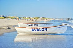 avalon beach boats. Cape May Point, Ocean City, Jersey Cape, Cape May County, New Jersey