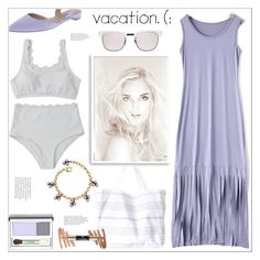 """Vacation"" by arohii ❤ liked on Polyvore featuring Turkish-T, Clinique, Westward Leaning and Bomedo"