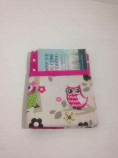 NWT Bible Cover w/ Pocket by Biblecoversandmore on Etsy