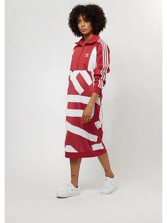 adidas Trackdress red/white