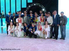 Denis Ten and Friends 2014