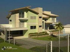 Projeto casa de campo