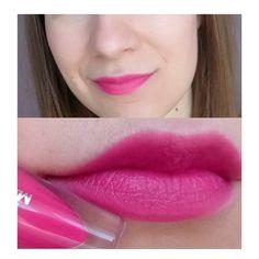 Жидкая помада мусс oriflame The ONE Малиновый для губ Sensation орифлейм Lipstick mousse Lip Matte Raspberry Cloud орифлэйм 31950