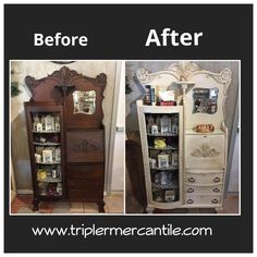 Check out this Dixie Belle Paint Company customer experience!
