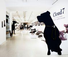 Cloud 7 normann copenhagen pop up store