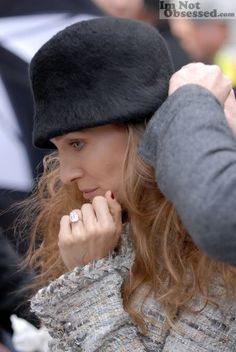 Sarah Jessica Parker S Engagement Ring Wow