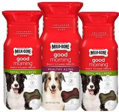 $1 off Milk-Bone Good Morning Vitamin Coupon on http://hunt4freebies.com/coupons