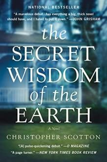 January 2015  THE SECRET WISDOM OF THE EARTH by Christopher Scotton blends a coming-of-age story with a look inside the world of modern-day coal mining, known as fracking, and its impact on a community. Fourteen-year-old Kevin and his mom have moved from Indiana to Medgar, Kentucky, a coal town deep in Appalachia following the death of his three-year-old brother, Joshua, in a horrific accident for which Kevin has been blamed. His mom's grief has overwhelmed and paralyzed her, leaving…