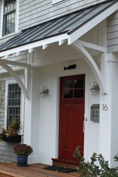 Front Doors: Gorgeous Awnings For Front Door For Modern Ideas. Images Of Front Door Awnings. Copper Awning Over Front Door. Black Awning Over Front Door. Canvas Awnings For Front Door. Wood Awning Over Front Door. Porch Awning, Front Porch Pergola, Front Door Canopy, Front Door Porch, Porch Canopy, Front Entry, Ikea Canopy, Metal Door Canopy, Outdoor Door Canopy