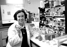 Rosalyn Sussman Yalow, Nobel Prize winning medical physicist, who brooked long odds in a field dominated by men and prejudice, co-developing radio-immunoassy techniques.