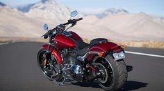 Anteprima:  Harley Davidson Softail Breakout e Dyna Street Bob Special Edition