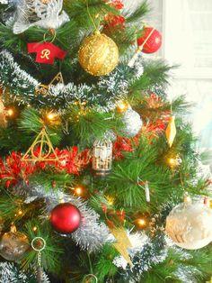 A Very Potter Y Christmas  E2 9d 84 Harry Potter Christmas Decorations Harry Potter Christmas