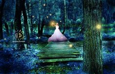 Fairy tale session after the wedding