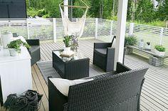 My relaxing terrace