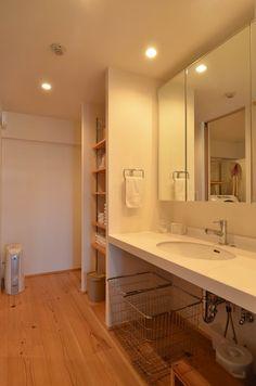 奈良 大和高田の家   木のマンションリフォーム・リノベーション設計実例   木のマンションリフォーム・リノベーション-マスタープラン一級建築士事務所