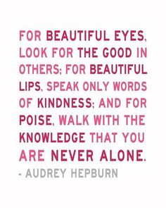 For Beautiful ...