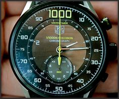 TAG Heuer Mikrotimer Concept