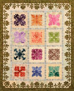 """""""Happy Quilter"""" by CH Bin 109cm*135cm                                                                                                                                                                                 More"""