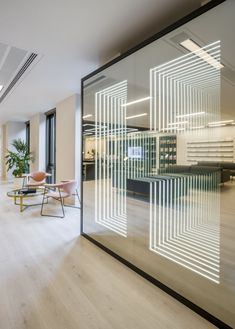 Gensler has consolidated media company, Hearst& two Soho offices into one large location in Leicester Square in London, England. In a move to consolidate its two Soho-based offices into the new LSQ… Corporate Office Design, Corporate Interiors, Office Interior Design, Office Interiors, Office Wall Design, Office Designs, Home Design, Design Ppt, Design Ideas