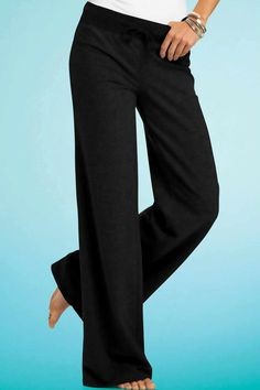 French Terry Pants Tall Tall | MetroStyle