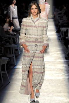 Chanel - Pasarela. Alta Costura #fashionweekparis