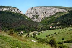 A Tordai-hasadék Erdély egyik leglátványosabb csodája.