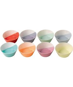 Buy Royal Doulton 1815 Tapas 8 Bowls 11cm - Multicoloured at Argos.co.uk - Your Online Shop for Crockery.