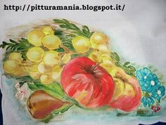 Pitturamania..Piccoli fiori si affacciano nel fievole avvicendarsi di sfondi e rilievi…in un gioco di sfumature che si rivela vincente!!! - See more at: http://pitturamania.blogspot.it/2015/02/frutta-imperatrice.html#sthash.U8mw4zhy.dpuf