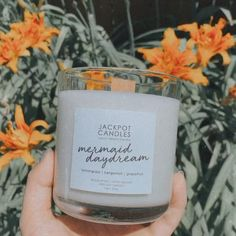 Lemongrass 🍋 and Bergamot 💕 takes me away on these warm summer days 🌞🌿✌🏼 Get yours today! Home Candles, Luxury Candles, Best Candles, Diy Candles, Soy Wax Candles, Scented Candles, Candle Jars, Anniversary Plans, Year Anniversary Gifts