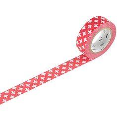 mt Patterns Washi Paper Masking Tape
