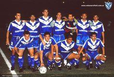 Velez Sarsfield - Campeón Libertadores 1994